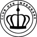 Square logo club der impron%c3%a4re