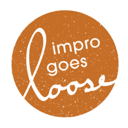Profile impro goes loose logo